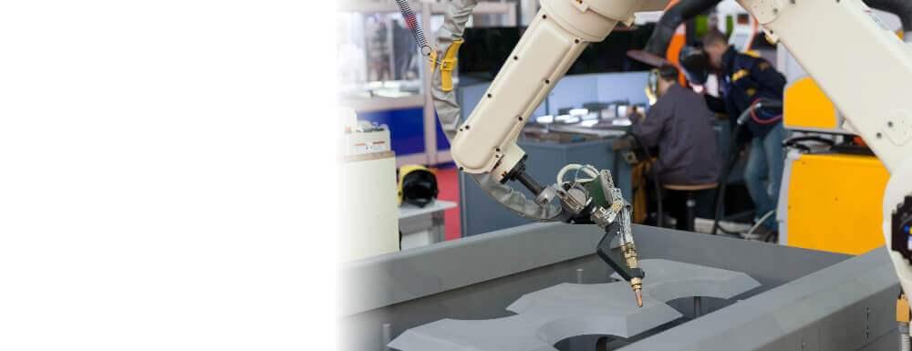 多台持ち・多工程  をロボットで自動化