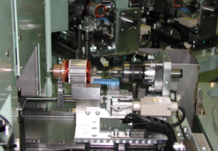 ロータ用溶接機
